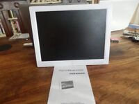 """White Photo Frame 10"""" by 12"""""""