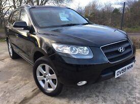 Stunning 2009 Hyundai Santa Fe CDX 4x4 ***Finance & Warranty***
