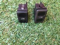 *** 2 Vw Golf Mk2 GTI Electric Window Switches *** £10