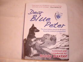 DEAR BLUE PETER -BEST LETTERS SENT TO THE PROGRAMME