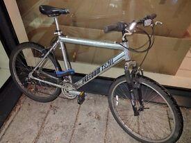 Mountain Bike (aluminum frame) incl lock
