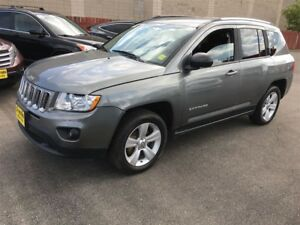 2013 Jeep Compass North Edition, Automatic, 4x4, 56, 000km