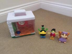 Wonderpets playset
