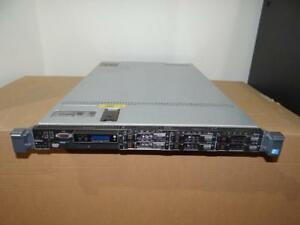 DELL R730 Server 2xE5-2687W-V3 3.10GHz 256GB 8X900GB SAS 10K PERC-H730 RAID