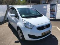 2013 Kia Venga 2 Ecodynamics 1.4, *1 Owner* *Low Mileage* 60+Mpg, 12 Month Mot, 3 Month Warranty