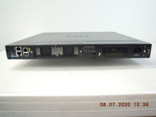 ISR4331-AX/K9 Cisco ISR4331 Router + SEC & APPXK9 Licenses *Affected Clock Issue