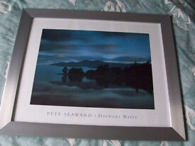 PETE SEAWARD PRINT - DERWENT WATER