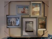 Photo frames 3 available £3 each millbrook brand new