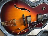 Epiphone Joe Pass Emperor Hollow body jazz guitar