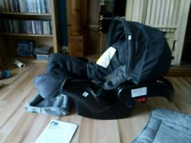 Mothercare U Move baby car seat
