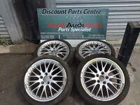 Audi A3 17inch Alloy wheel set