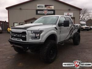 2014 Ford F-150 RAPTOR CONVERSION