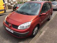 2004 Renault Grand Scenic 7 Seater
