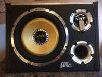 Vibe Evolution V2 CBR Sub Speaker 1600 Watts Brand New