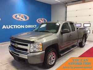 2009 Chevrolet Silverado 1500 LS 4X4! ONLY 51427KM! FINANCE NOW!