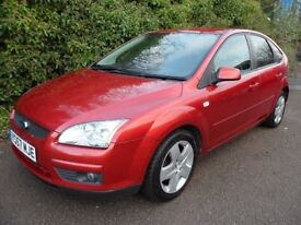 FORD FOCUS 1.6 STYLE 5 DR AUTOMATIC AUTO LOW MILEAGE CHEAP USED CARS