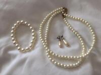 Imitation Pearl Jewellery