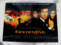 'GOLDENEYE' James Bond 007 - Framed Poster (UK Mini, 40x30cm, 1995)