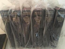 1st Editions Winston Churchill, The 2nd World War