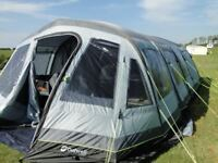 outwell vermont 7sa, fabulous airbeam family tent