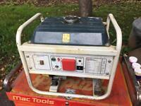 Performance power petrol generator