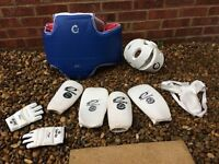 Martial Art Sparring Gear - Kids