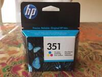 Genuine HP INK 351
