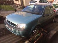 Ford Fiesta 1.3, 2000 year, Genuine 69k miles from new,