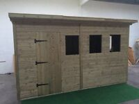 Shed Heads- We custom made sheds and summerhouses to any size