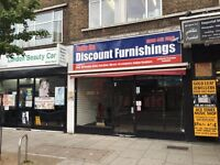 Retail SHOP to rent in north finchley