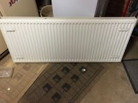 Type 21 double panel single radiator