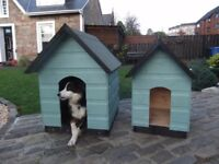Wooden Waterproof Dog Kennels. Supreme Quality