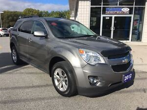 2012 Chevrolet Equinox 1LT V6 Heated Seats Remote Starter Windsor Region Ontario image 2