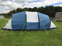 Sunncamp Shadow 600 tent.