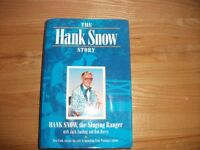 The Hank Snow Story (555 pages)