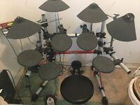 Yahama DTXPress 3 electric drum kit plus additions