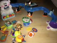 Selection of kids/baby toys for sale