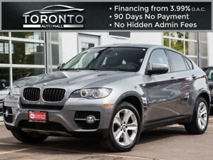2012 BMW X6 xDrive35i|Navi|Camera|No accidents|One owner|