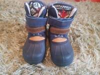 NEXT childrens boots size 10