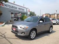2014 Mitsubishi RVR GT With Navigation