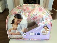 Boppy Feeding and Support Pillow - Flowers