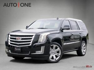 2016 Cadillac Escalade PREMIUM COLLECTION   HEADS UP   RUNNING B