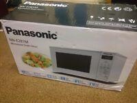 Panasonic microwave new