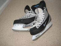 Tuuk hockey skates.