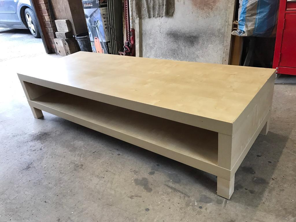 Ikea Lack Tv Stand Birch Effect In Beverley East Yorkshire