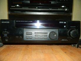 Kenwood KRF-V5050D AV Reciever