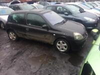 Breaking for parts Renault Clio 1.5 dci 2004