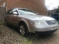 VW Passat MOT TILL Dec '18 1 advisory, 1Prev Owner Highline model PD130. Great condition for age.