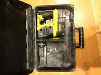 Dewalt 18v sds drill body only with case
