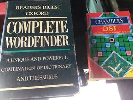 Scrabble Books